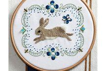 Embroidery/Crochets / by Marta Schaefer
