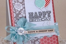 Balloon Cards / by Maria Benitez