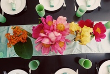 Setting the Table / by Kristina Fierstein