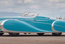 vintage cars / by Lex Hamers