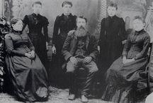 Laura Ingalls Wilder Family History / Laura Elizabeth Ingalls Wilder (2-7-1867 – 2-10,1957); Almanzo James (Manly) Wilder (2-13,1857 – 10- 23,1949); Married: August 25, 1885; Parents:Charles Phillip Ingalls (1-10,1836 –5- 8,-1902); Caroline Lake Quiner Ingalls (12-12-1839 – 4-20-1924); Children: Rose Wilder Lane (12- 5-1886 – 10-30-1968) M:Clare Gillette Lane 1909–1918; 1910 baby boy Lane died;  Baby Boy Wilder died 1889; Siblings:Mary Amelia;Caroline {Carrie) Celestia;Charles (Freddie) Frederick; Grace Pearl.   / by Becky Davis
