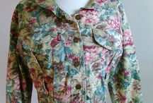 80s florals and patter / in bloom / by Charlie Staunton