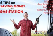 Energy & Money Saving Tips / by America's Best Energy Team