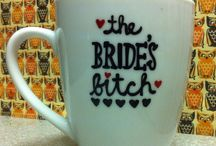 Let the planning begin!! / Ideas for Shelly's wedding summer 2015  / by Candace Vaughan