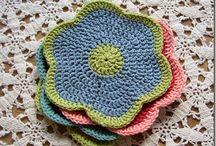 Knit and Crochet  / by Cheryl Hughes