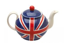Keep the BRITISH end up / A taste of England. Anything goes with the Union Jack on it. / by Marilyn Monroe in Colour