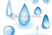 Water droplet / by Phosphorelated