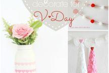Valentine's Day / by Elizabeth Theine