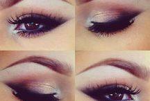 great makeup applications / by Donna O'Connor