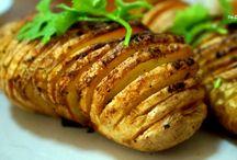 Potato Recipes / by allthecooks