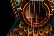 Guitars<3 / by Erika Gordon