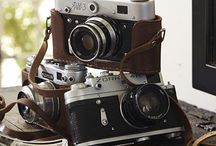 Cameras / This board is all about cameras. Mainly retro analogue cameras, which I just love the look of them. / by Ash