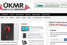 ukmobilereview / by Tech View