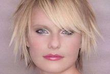 Hair Styles / by Valerie Adrian
