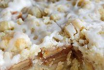 Apple Desserts / by Cynthia Przekop