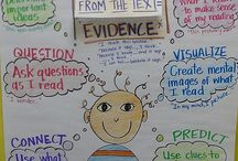 Education~Anchor Charts & Posters / by Emily Hesse