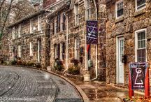 i love ellicott city :) / i'm so lucky to have grown up in such a quaint area called ellicott city! while the city has grown immensely and the area offers new attractions, i still love taking a walk down main street like i used to do ask a kid :) everyone should visit old ellicott city!  / by Crystal Howard