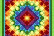 Rainbow Quilts / by jbm quilts