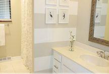 Bathrooms / by Sarah Hurley