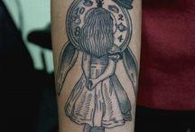 Tattoos / by Fernanda Marconcin Rodrigues