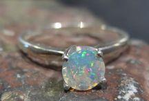 Gems / Gemstone Jewelry ** / by Alice Patterson