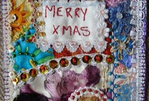 Embroidery / crazy quilts / by Tresia Mitchell