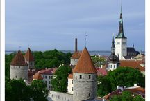 Tallinn/Estonia / by Pärn Taimsalu