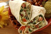 Cook - Sandwiches and Wraps / by Tina James