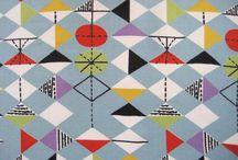 Vintage Fabric / by Doris Bright