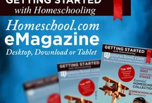 Homeschool.com Magazine - Getting Started with Homeschooling / by Homeschool.com