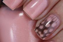 nails / by Andrea Palcisko