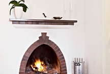 Fireplace / by Mary Ayer-Couger