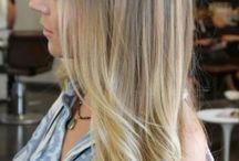 Blonde Ombre / by Jenni Vixen