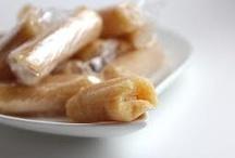 Recipes - Sweets & Snacks / by Jaymie Mendoza