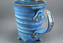 Ceramics - mug / by Clevell Koon