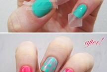 wanna do your nails? / by Tina Chandler Hoopes