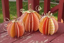 Fall/Thanksgiving Ideas / by Melinda Christiansen