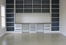 Garage organization  / by Casa Stephens Interiors.com