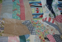 Projects, quilts, sewing / by Marla McKinney