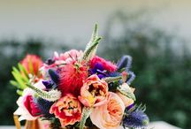 DESIGN - flowers / Flowers and bouquets / by Khristian A. Howell Color + Pattern - Designer, Color and Interior Stylist