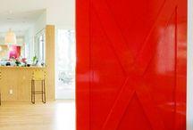 The Red Door / by Marc Bertolino . AIA