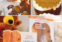 Kids birthday ideas / by Kimberly James