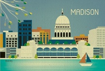 visit - madison things to do / by Lauren Adrian