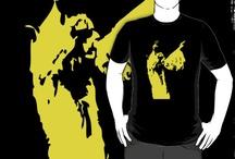 T-Shirt Artwork / by Retro Rebirth