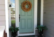 Front Door Ideas / by Karlee Markley