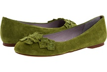 Green Shoes (for Kerri or whomever loves them) / by Traci Bowman