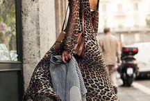 An Australian/Scottish Leopard / Leopard skin / by Mark Timmins