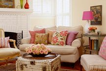 Living rooms and Family Rooms / by Kimberly Keith Stanley