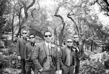 Groomsmen / ideas for capturing the Groom and his Groomsmen / by Shanti DuPrez Fine Portrait Photography