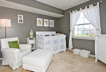 New baby room / by Kathryn Rincker
